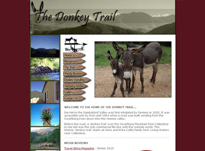 The Donkey Trail