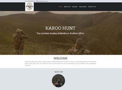 Karoo Hunt