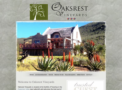 Oaksrest Vineyards