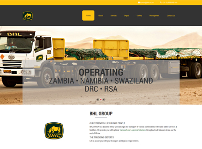 BHL Group - Transportation and Logistics