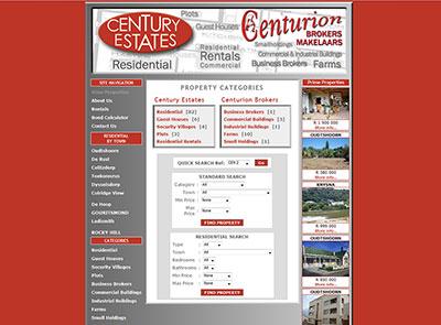 Century Estates
