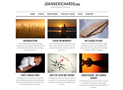 Joanne Richards Ministries
