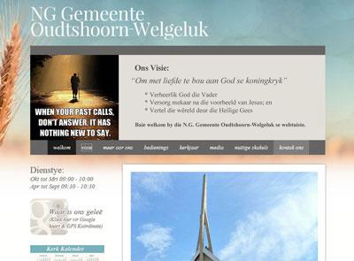 NG Gemeente Oudtshoorn-Welgeluk